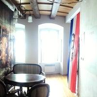 Das Foto wurde bei Hostel Mitte von Natalia T. am 5/26/2014 aufgenommen