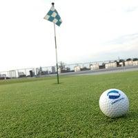 Das Foto wurde bei Golfanlage Rennbahn Frankfurt Niederrad von Slawomir R. am 7/23/2013 aufgenommen