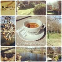 Photo taken at Košuta by Jutarnja Kafica on 3/22/2014