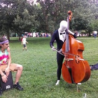 Photo taken at Comfest by Christine W. on 6/28/2014
