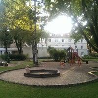 Photo taken at Spielplatz Krankenhaus Neustadt by Torsten G. on 8/11/2014