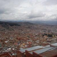 Photo taken at La Paz by Omar V. on 12/15/2013