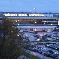 Photo taken at InterCityHotel Berlin-Brandenburg Airport by Martijn on 11/7/2013
