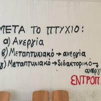 Photo taken at School Of Chemical Engineering by Μαρίνα Θεανώ Κ. on 9/24/2015