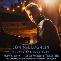 Photo taken at Historic Paramount Theatre by Dom on 5/5/2017