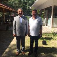 Photo taken at Saklı Bahçe | Yunusemre Park ve Davet Bahçesi by Hilmi A. on 8/13/2017