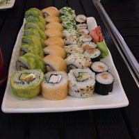 Photo taken at Kazoku Sushi by Javi D. on 12/28/2013