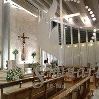 Photo taken at Seminario Menor by Tony E. on 1/20/2013