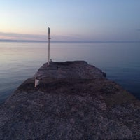 Photo taken at на пирсе🚢 by Valeriia A. on 8/11/2014