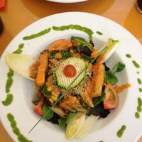 Photo taken at Restaurante Yerbabuena by Luca D. on 4/16/2013