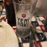 Das Foto wurde bei Gümüşlük Balık Pişirme Evi von Kenan O. am 2/23/2018 aufgenommen