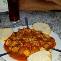 Photo taken at Meson El Cortijillo by Jul's V. on 7/17/2014