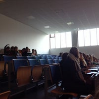 Photo taken at Aula by Manon G. on 3/5/2014