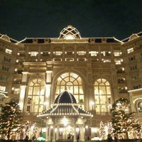 Photo taken at Tokyo Disneyland Hotel by ubu t. on 11/30/2012