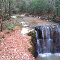 Photo taken at Daleville Waterfall by J C. on 12/15/2013