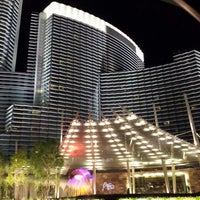 Photo taken at ARIA Resort & Casino by Andy G. on 8/12/2013