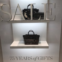 Photo taken at Coach by Hatice C. on 12/29/2016