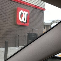 Photo taken at QuikTrip by Martin D. on 11/19/2016