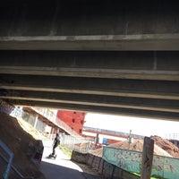 3/4/2018 tarihinde Martin D.ziyaretçi tarafından Atlanta BeltLine Corridor under Edgewood Ave.'de çekilen fotoğraf