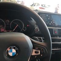 Photo taken at BMW Vecsa Veracruz by Alicia C. on 7/22/2018