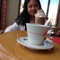 Photo taken at The Italian Coffee Company by Alicia C. on 3/10/2014