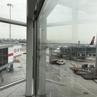 Photo taken at Gate 70 by C.Y. L. on 4/15/2017