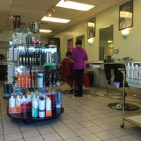 Photo taken at Lyn Hair Salon by C.Y. L. on 6/25/2015