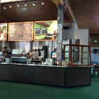 Photo taken at Uptown Espresso by C.Y. L. on 4/10/2013
