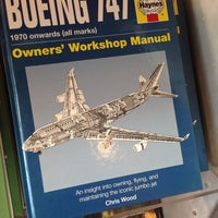 Photo taken at Museum of Flight Gift Shop by C.Y. L. on 3/9/2014