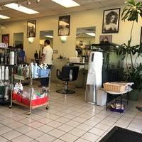 Photo taken at Lyn Hair Salon by C.Y. L. on 5/6/2017