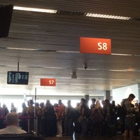 Photo taken at Gate S7 by C.Y. L. on 8/4/2015