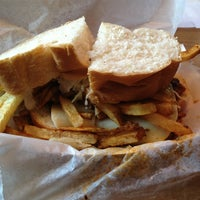 Photo taken at Primanti Bros. by Chelsey M. on 12/28/2012
