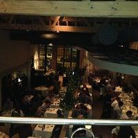Photo taken at mk The Restaurant by Trevor B. on 3/17/2013