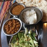Photo taken at GANESHA Restaurant by Ramses S. on 4/4/2017