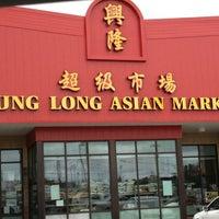 Photo taken at Hung Long Sieu Thi White Center Supermarket by Jeff C. on 4/13/2013