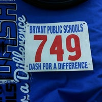 Photo taken at Bryant Public Schools by Ty501 on 4/20/2013