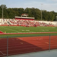 Photo taken at Cabot High School by Ty501 on 8/21/2015