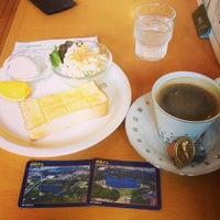 Photo taken at ダムの喫茶店 by Damkichi on 4/26/2014