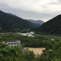 Photo taken at 原田橋 by Damkichi on 6/6/2016