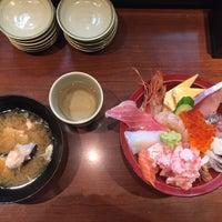 Photo taken at 海鮮丼 いちば by nagato N. on 10/23/2016