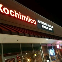 Photo taken at Xochimilco by Francisco S. on 10/28/2016