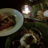 """Photo taken at Nasi Kucing """"ANGKRINGAN"""" Kapok Lombok by Agus W. on 12/4/2012"""