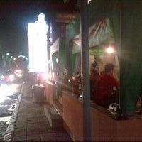 """Photo taken at Nasi Kucing """"ANGKRINGAN"""" Kapok Lombok by Agus W. on 11/30/2012"""