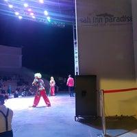9/30/2017 tarihinde Mehmet K.ziyaretçi tarafından Sah İnn Amfi Tiyatro'de çekilen fotoğraf