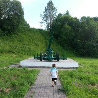Photo taken at Пешеходный мост by Володя Д. on 7/18/2014