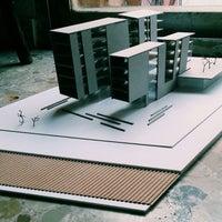 4/15/2014にMaaike C.がEscola Tècnica Superior d'Arquitecturaで撮った写真