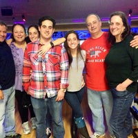 Photo taken at AMF Wantagh Lanes by Maggie M. on 1/28/2014
