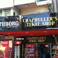 Photo taken at Chaphullers Shop by TC Ramazan K. on 12/16/2013