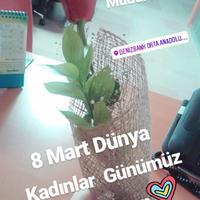 Photo taken at Denizbank Orta Anadolu Bölge Müdürlüğü by Kübra T. on 3/8/2018
