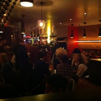 Photo taken at Balans Soho Society by Chris D. on 1/23/2013